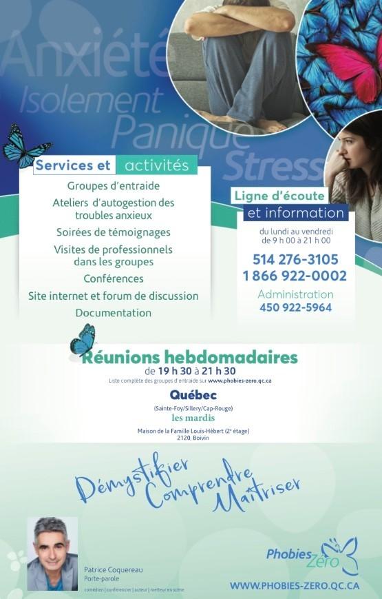 Affiche Quebec Ste Foy
