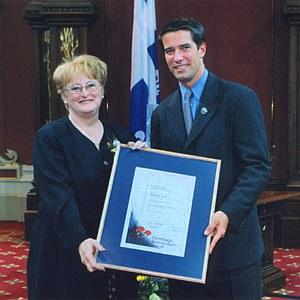Prix bénévolat 2000